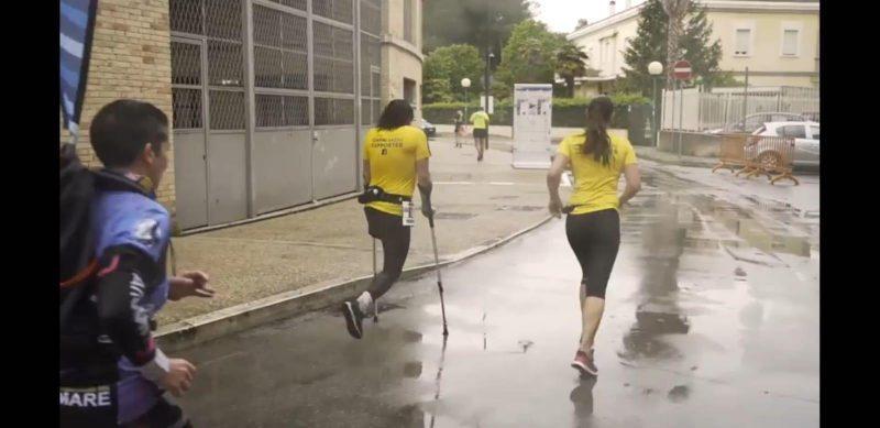 Gianni e Luana insieme a New York per la maratona delle maratone