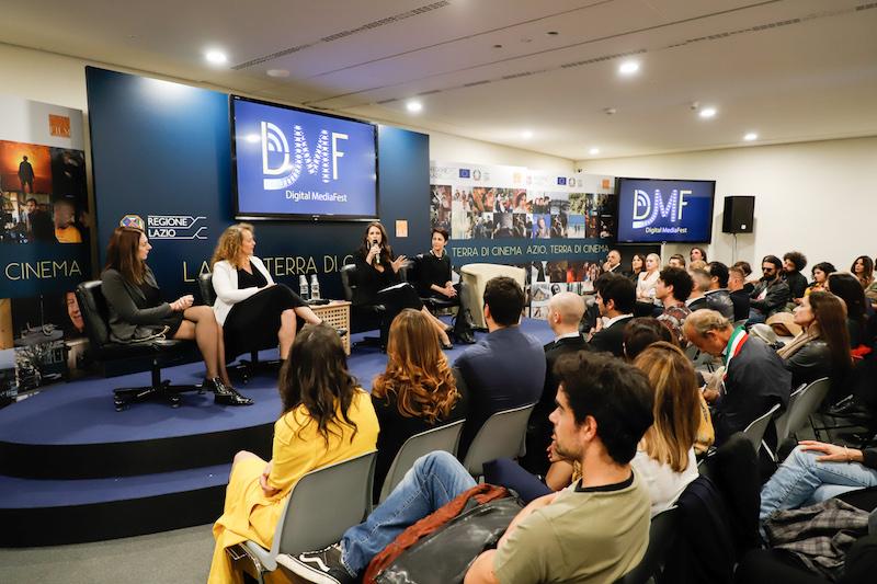 Alla Festa del Cinema di Roma la presentazione del Digital Media Fest: il presente del mercato audiovisivo