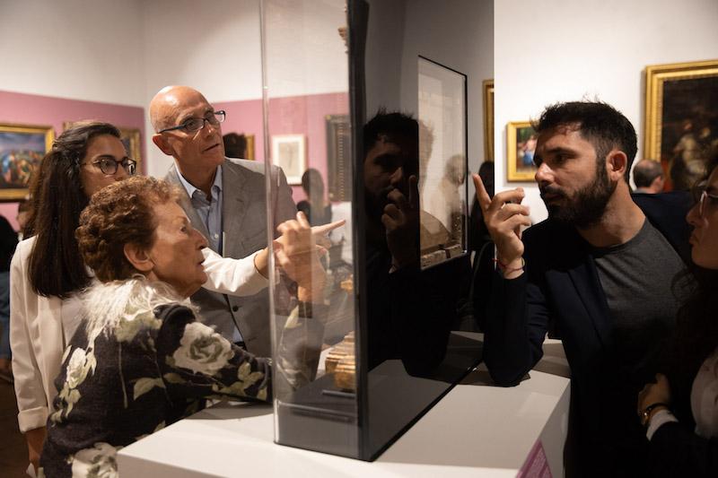 """Palazzo Barberini: da venerdì 9 ottobre la mostra """"Michelangelo a colori. Marcello Venusti, Lelio Orsi, Marco Pino, Jacopino del Conte"""""""