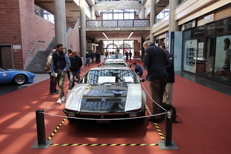Il pubblico promuove Modena Motor Gallery
