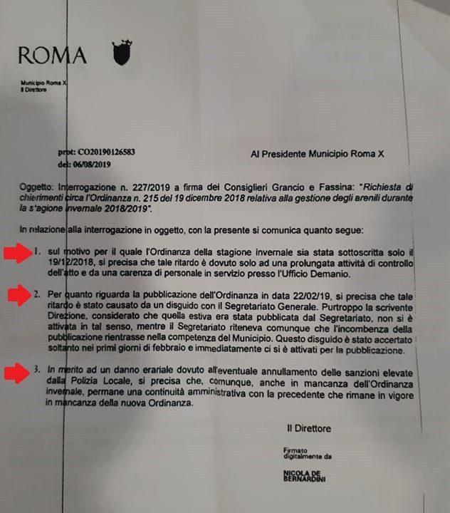 Sinistra Italiana X Municipio: Ordinanza Invernale pubblicata con ritardo.