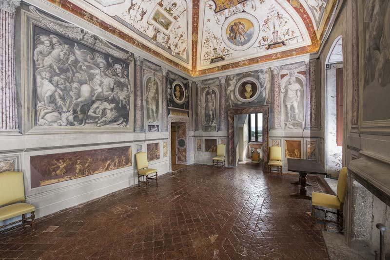 Palazzo del Drago a Bolsena svela i propri tesori. Uno scenario unico di storia, cultura ed arte per realizzare eventi esclusivi.