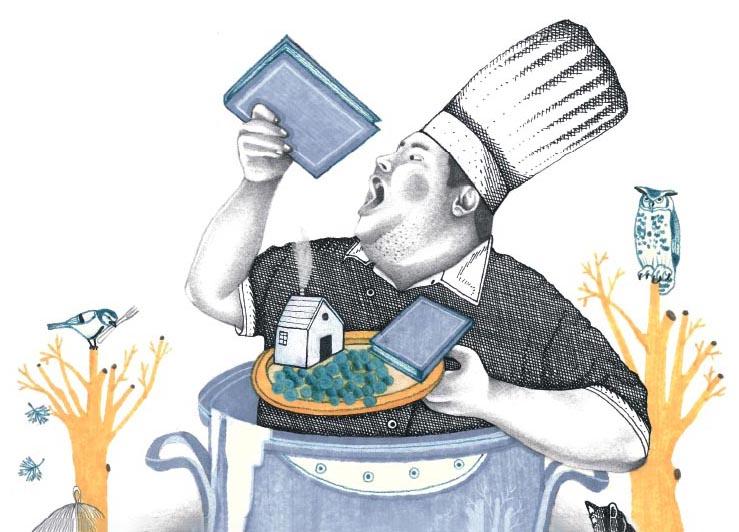 A Food&Book la Festa della Polpetta, in linea con il tema 2019 Sostenibilità e lotta allo spreco