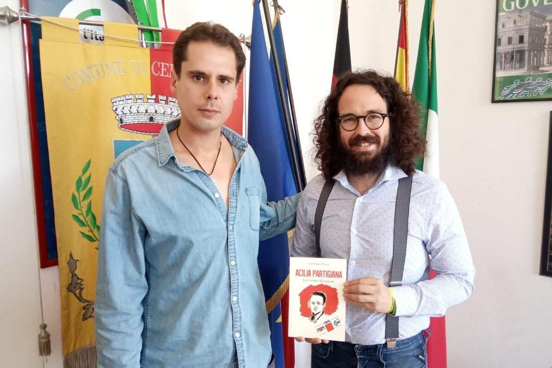 Lorenzo Proia incontra il Sindaco di Cerveteri Alessio Pascucci
