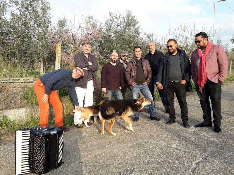 ROMARABEAT – Il Maghreb incontra i Balcani, Concerto di presentazione del primo disco di questo eccezionale ensemble all'Auditorium Parco della Musica di Roma