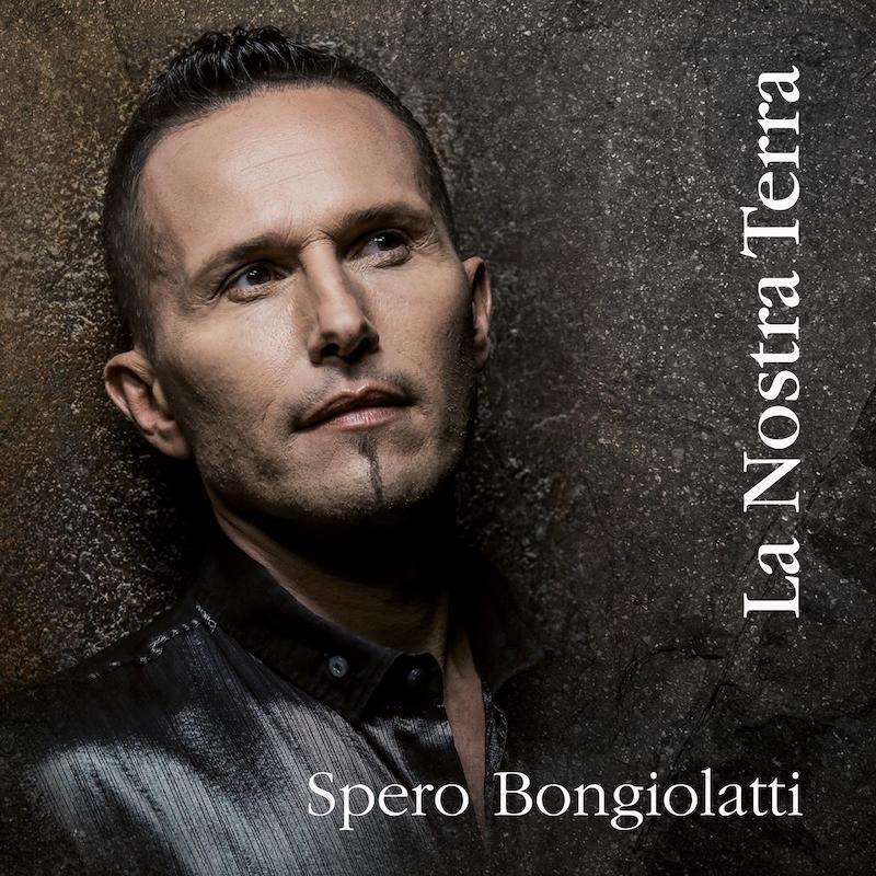 """Musica: Il 26 Ottobre esce l'album """"La nostra terra"""" del tenore Spero Bongiolatti tratto da una poesia di Karol Wojtyla"""