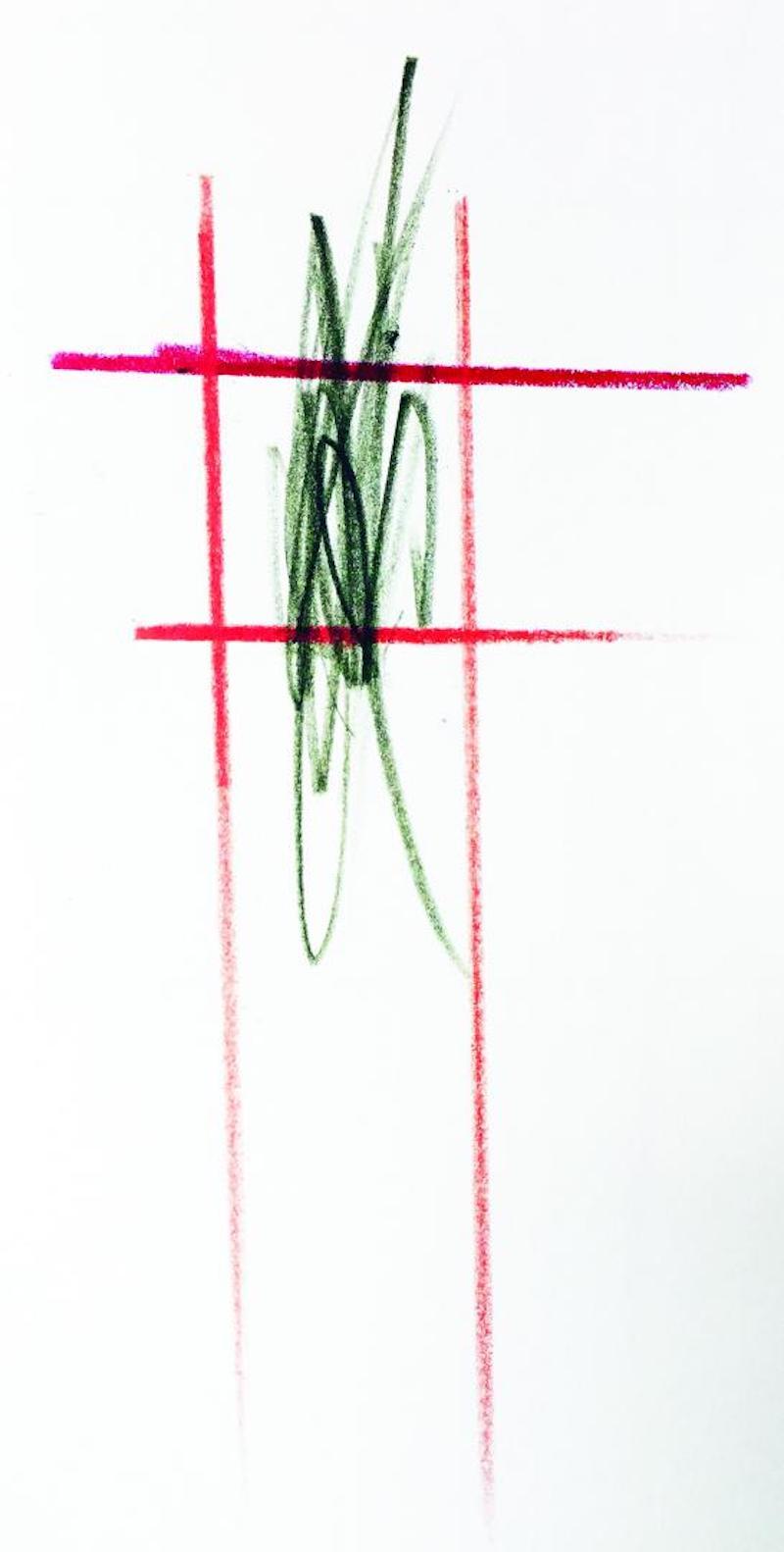 """Atelier Montez – """"Nitsch e il suo doppio"""": ultimi giorni per ammirare gli scarabocchi e le Azioni di Hermann Nitsch"""
