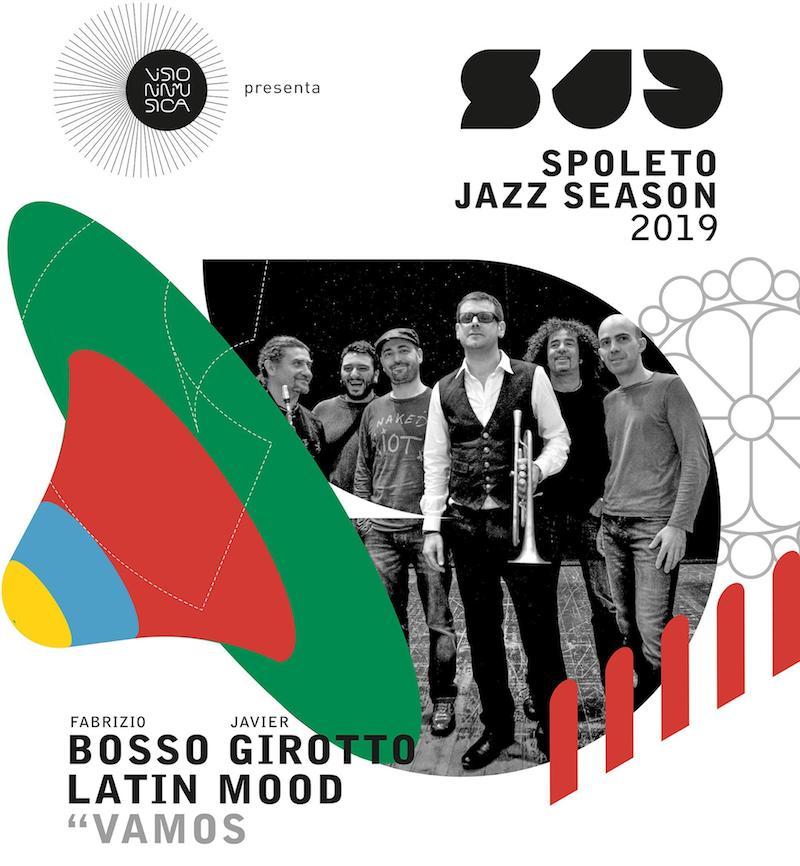 """Spoleto Jazz Season chiude con Fabrizio Bosso & Javier Girotto """"Latin Mood"""" il 15 novembre al Teatro Nuovo Giancarlo Menotti"""