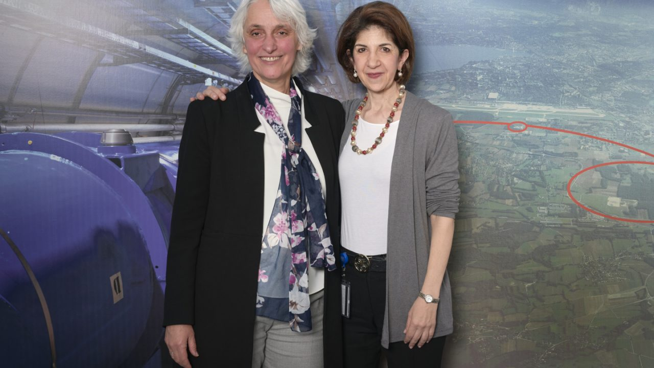 CERN Council appoints Fabiola Gianotti for second term of office as CERN Director General