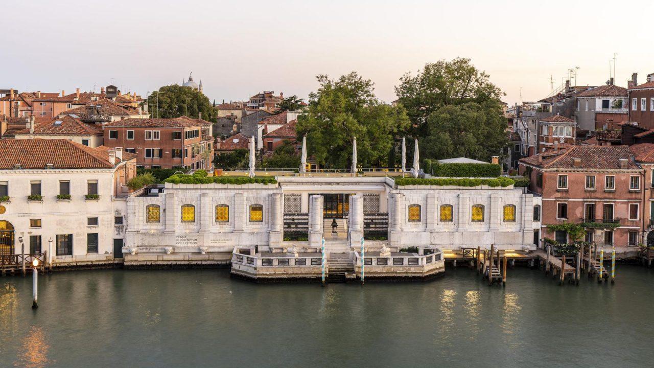 Lunedì 2 marzo: riapre al pubblico la Collezione Peggy Guggenheim