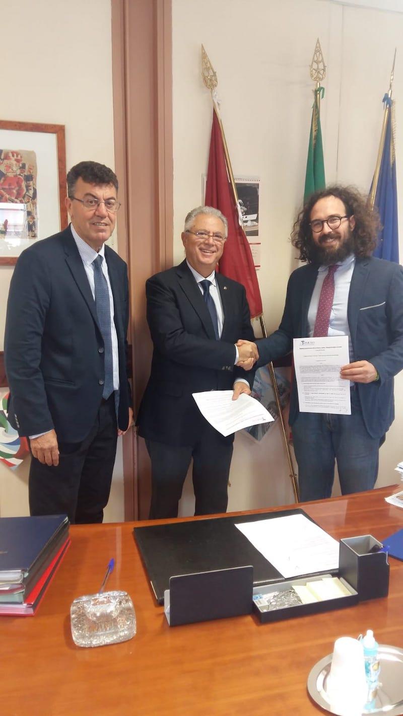 Costituita la Consulta Socio-Sanitaria tra il Comune di Cerveteri e l'Omceo di Roma