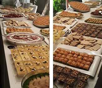 """""""Dolci tradizionali ottomani"""": un evento per presentare la tradizione culinaria turca a Roma all'Yunus Emre Enstitüsü il 12 novembre"""