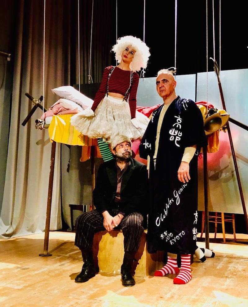 Il 9 dicembre al Teatro Rosso di San Secondo andrà in scena SANCHO, inseparabile scudiero di Alonso Chisciano detto DON CHISCIOTTE. Regia di Lauro Versari