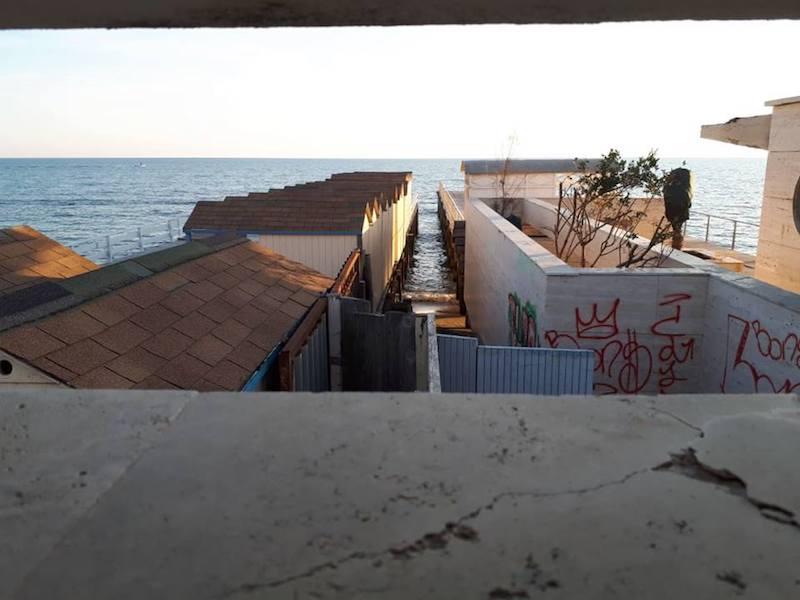"""Sinistra Italiana X Municipio: Persi i finanziamenti regionali per un restyling """"minimo"""" del litorale."""