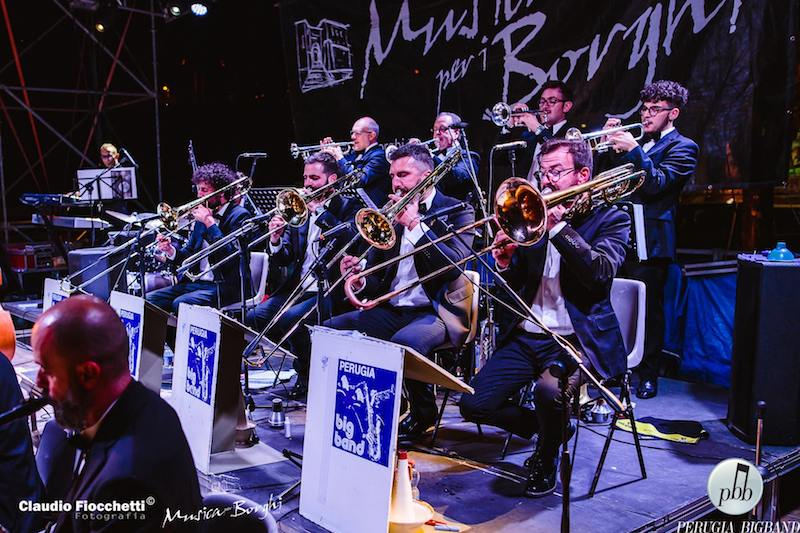 "VIM presenta ""In love with Bacharach"": a Narni Karima con la Perugia Big Band il 17 novembre"