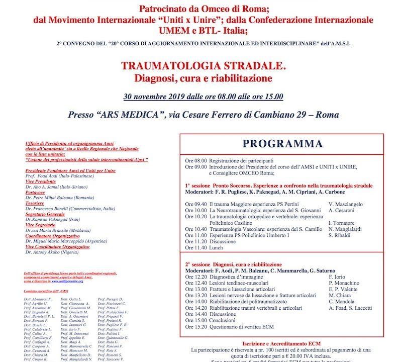 Alto Adige, Foad Aodi (Amsi ): #BastaDiscriminazione in sanità e nei requisiti per iscrizioniAlbi professionali rispetto al resto d'Italia