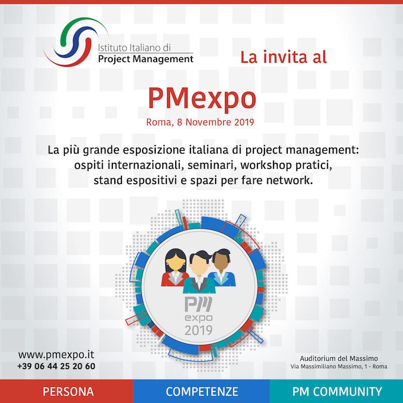 Persona, Competenze, PM community:le tre parole chiave della VIII Edizione