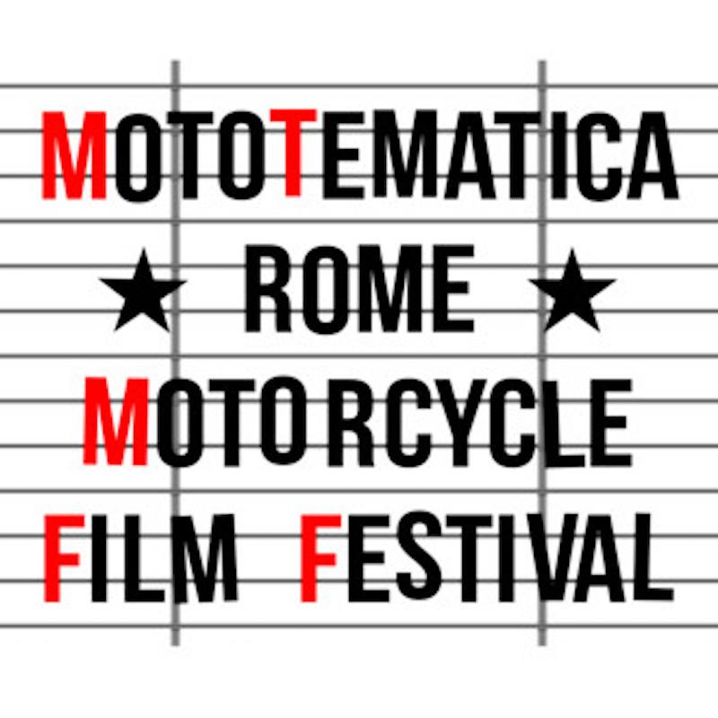 MotoTematica – Rome Motorcycle Film Festival: il programma del 14 e 15 novembre alla Casa del Cinema ed il 16 nov all'Eternal Custom Show
