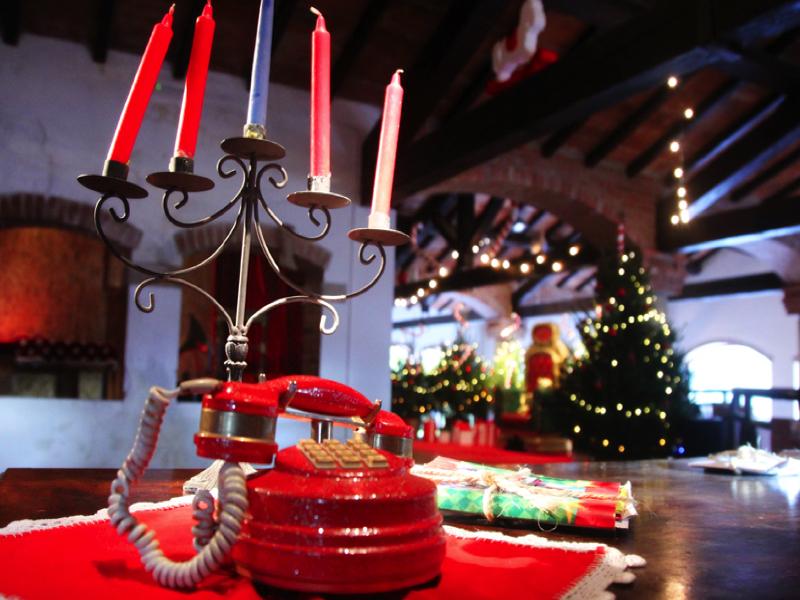 Il 9 Novembre a Montecatini apre la baita di Babbo Natale, il più grande villaggio natalizio della Toscana