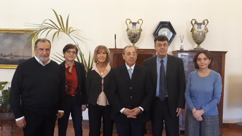"""Viminale (Amsi e Co-mai): il Prefetto Michele Di Bari incontra Foad Aodi e presentano il manifesto congiunto """"Buona Immigrazione"""""""