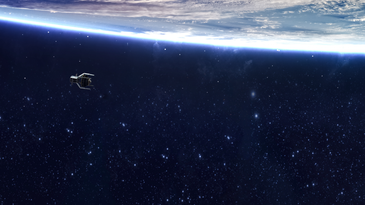 ESA commissions world's first space debris removal
