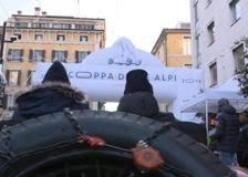 Coppa delle Alpi by 1000 Miglia:dopo terza tappa Moceri-Bonetti incalzati da Zanasi-Bertini