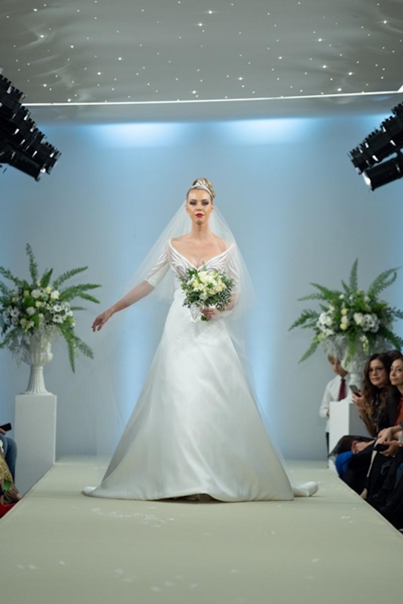 "L'Haute Couture per Jamal Taslaq è … ""Armonia"""
