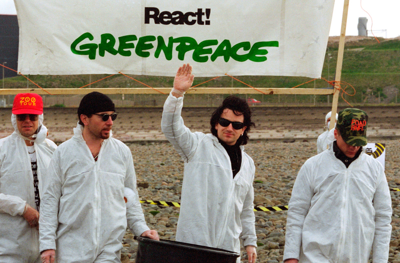 Greenpeace: arriva il Calendario 2020. Quest'anno punta sulla musica