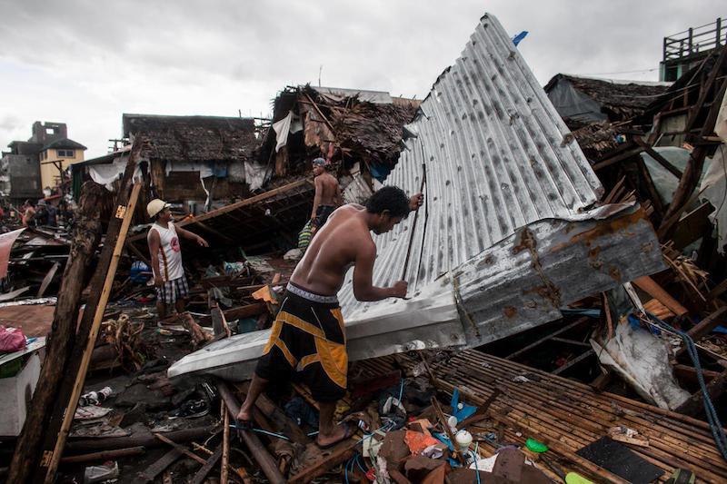 Clima, Greenpeace: «Filippine duramente colpite da tifone Kammurri. Leader riuniti alla COP25 ascoltino la scienza e mettano alla porta i combustibili fossili»