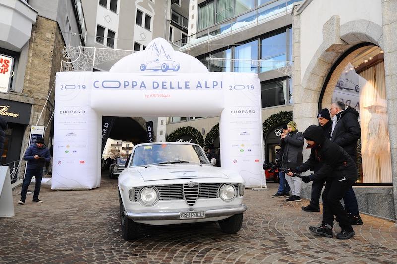 Coppa delle Alpi by 1000 Miglia:vittoria finale a Margiotta-Urbini