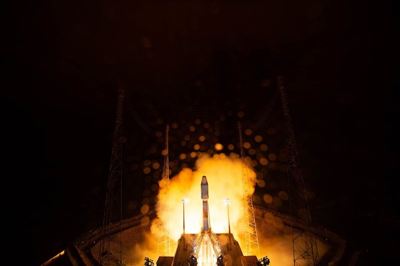 Liftoff for Cheops, ESA's exoplanet mission