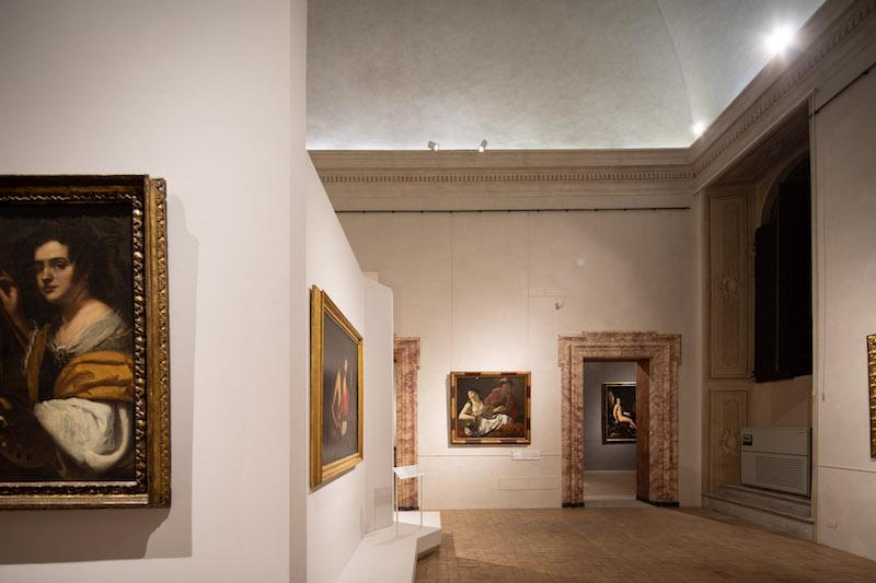 Palazzo Barberini: il nuovo allestimento dei capolavori del Seicento