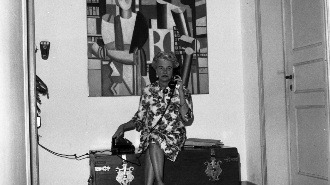 """La Collezione Peggy Guggenheim dà """"vivavoce"""" a chi ha conosciuto Peggy Guggenheim"""