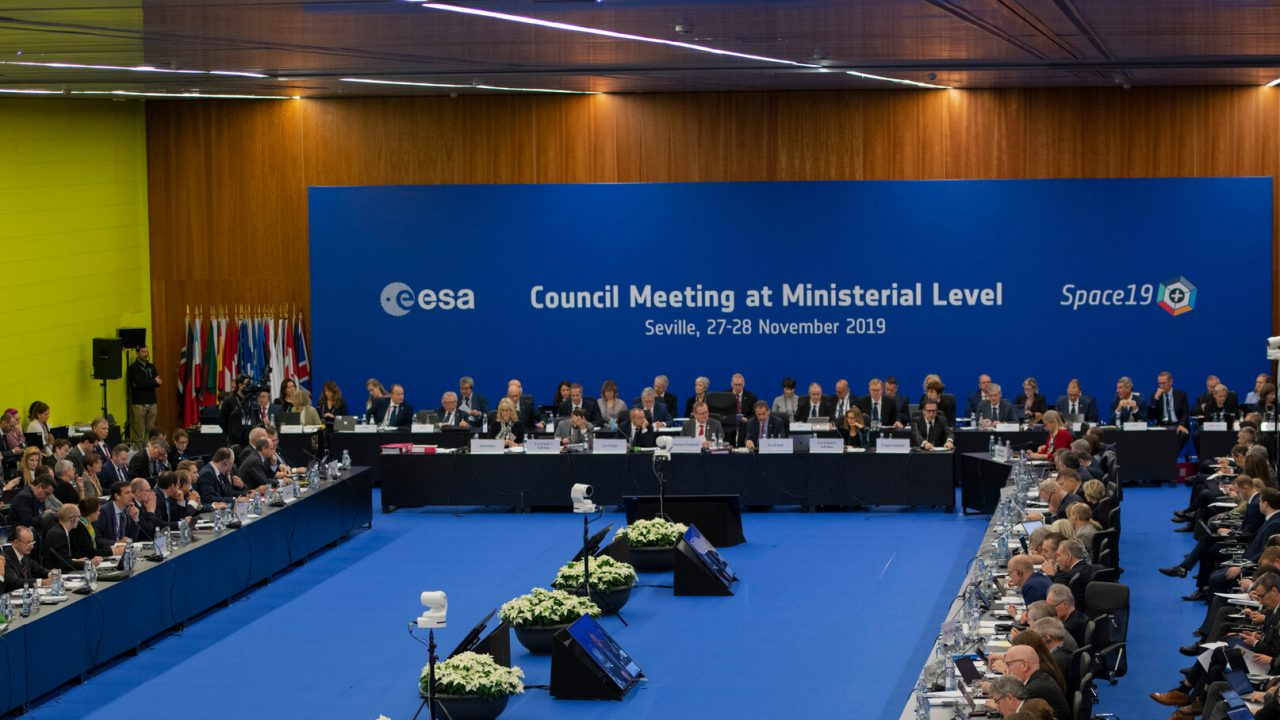 ESA ministers commit to biggest ever budget