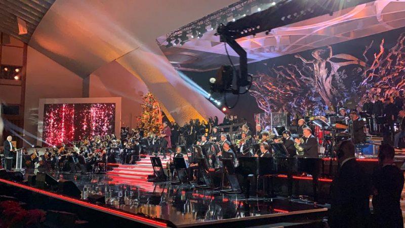 Orchestra Italiana del Cinema: dopo il Concerto di Natale in Vaticano arrivano i sei cine-concerti di Harry Potter