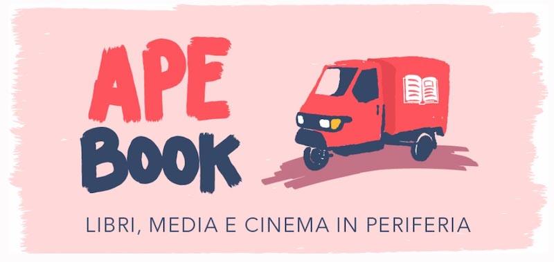 Apebook: il progetto diffuso AAMOD porta in periferia la Bibliomediateca mobile