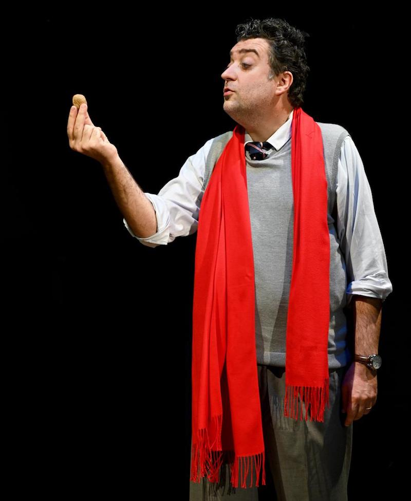 """""""In viaggio con Fellini"""", parte da Roma, il 21 e 22 gennaio, lo spettacolo teatrale che punta all'Europa"""