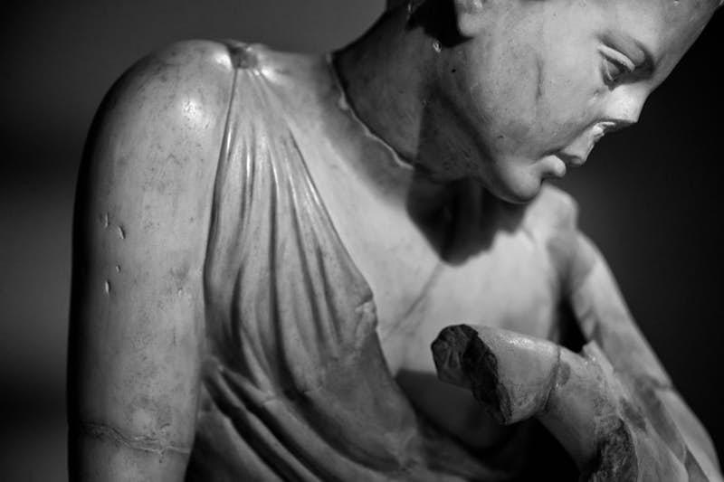 """Mostra """"Frammenti. Fotografie di Stefano Cigada"""" al Museo di Roma in Trastevere da mercoledì 22 gennaio fino al 15 marzo 2020"""