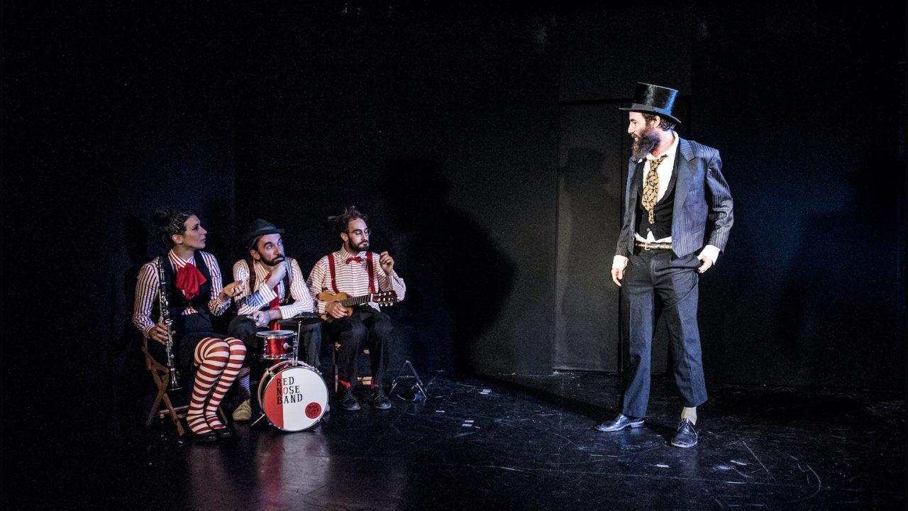 Spazio Rossellini: Circo & Arte varia in C.A.B.A.R.È., venerdì 17 gennaio 2020