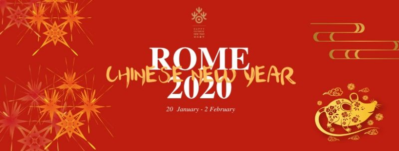 Sell training Rome Chinese New Year il 23 gennaio al Grand Hotel Plaza