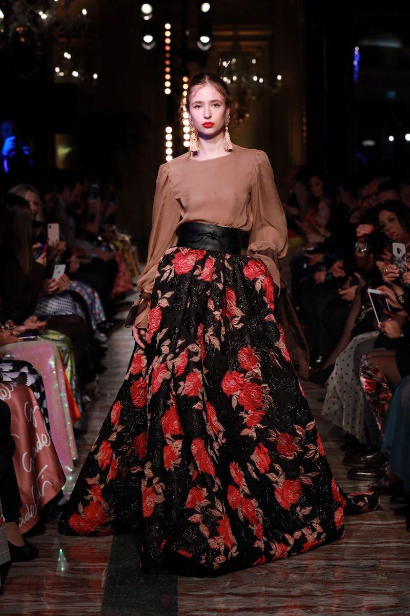 Dal film alla passerella: Giada Curti per la sua nuova Collezione Haute Couture S/S 2020 si ispira all'Amante di Jean-Jacques Annaud