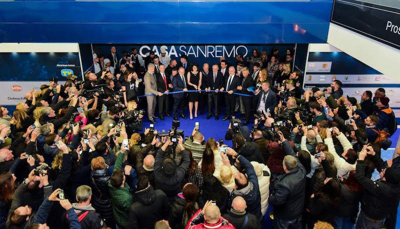 """Casa Sanremo XIII Edizione sigla partnership con RAI e diventa ufficialmente """"La Casa del Festival"""""""