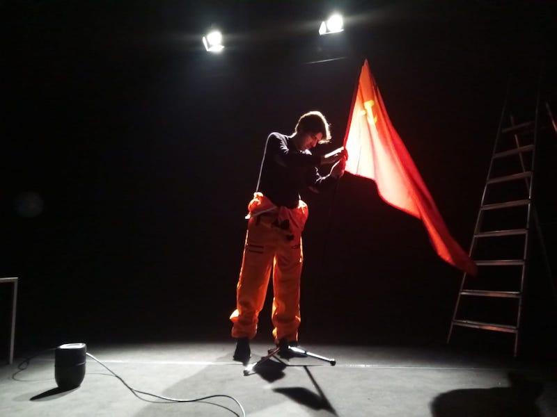 """Teatro Villa Pamphilj: """"Il sogno di Gagarin"""" versione integrale in prima assoluta l'8 febbraio alle ore 11.30"""