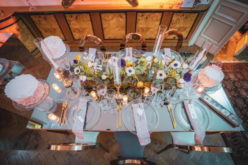 """Le incantevoli suggestioni dell'evento """"Design Experience – Wedding Trends 2020"""" di Le Bonheur ed Alice Bonifazi"""