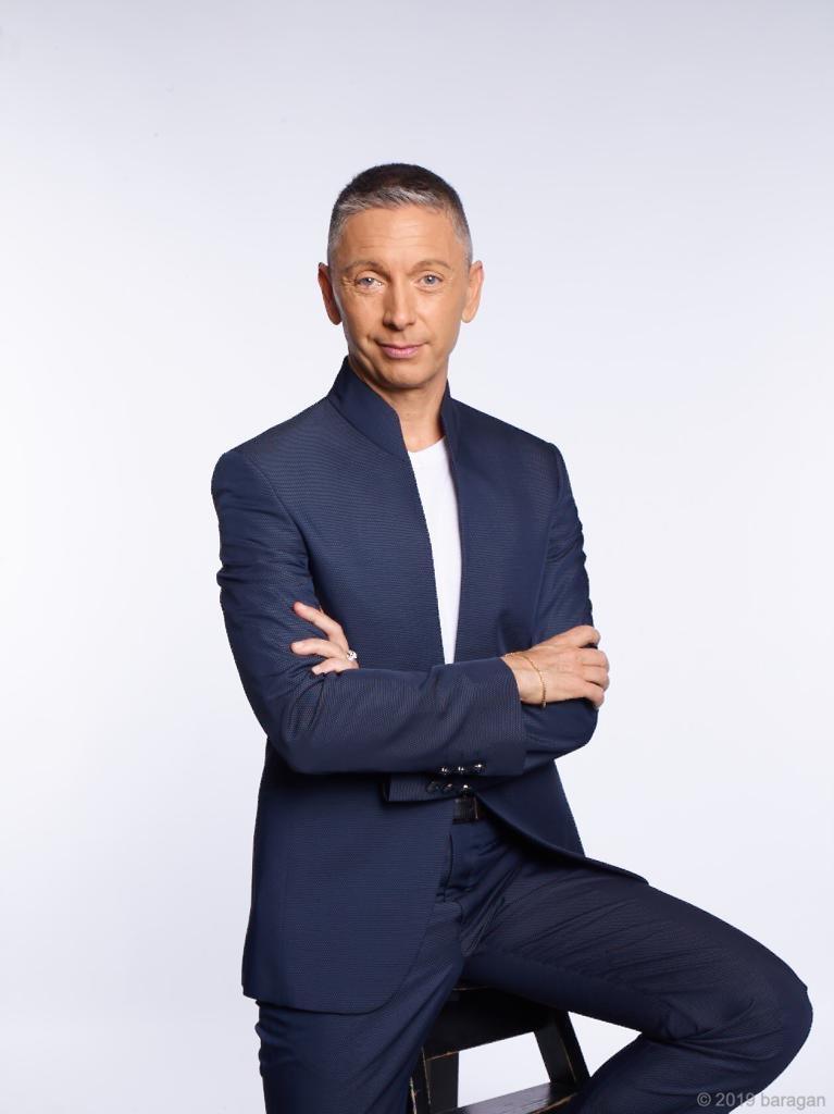 """Gianluca Mech sbarca a """"Casa Sanremo"""" per svelare """"I segreti delle piante per una voce sempre giovane"""""""