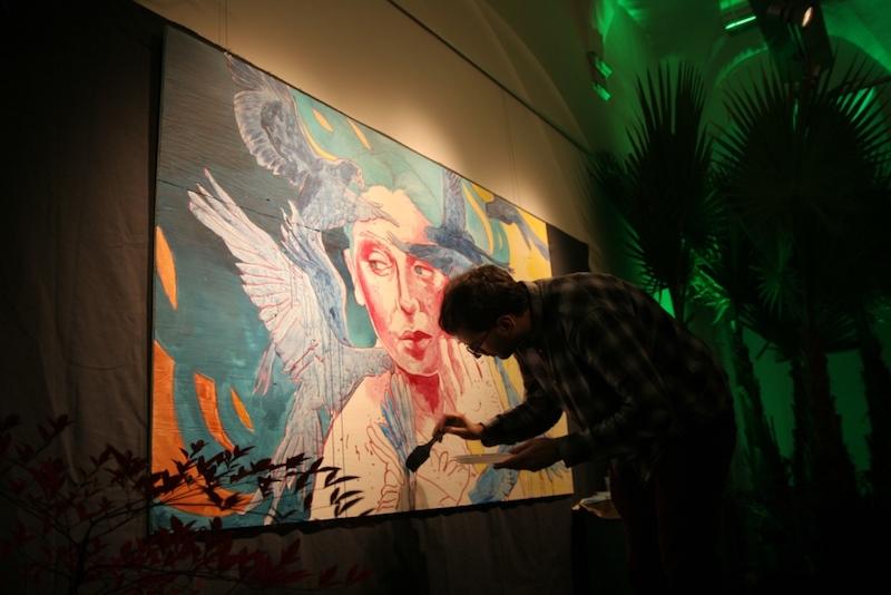 Evento EXIT _ Migrare nelle arti: la II Edizione al Palazzo Velli