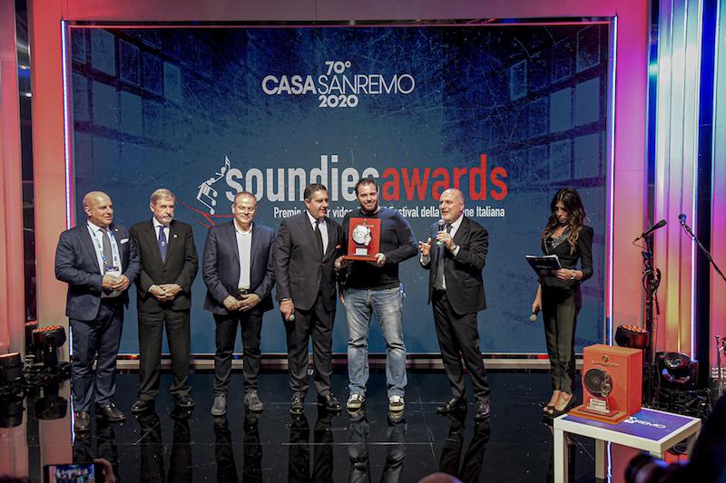 """Soundies Awards 2020: """"Billy Blu"""" di Marco Sentieri e """"8 Marzo"""" di Tecla"""