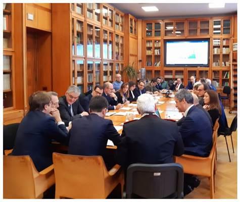 """Task-force Ministero della Salute: """"Rafforzata la sala operativa 1500"""""""
