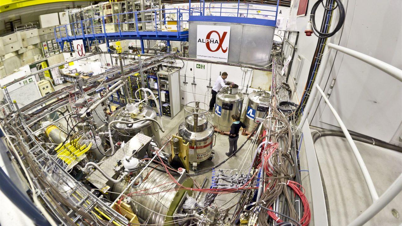 La collaboration ALPHA au CERN a annoncé les premières mesures de certains effets quantiques dans l'antimatière