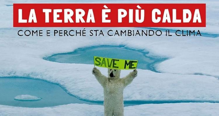 Greenpeace: un utile libro sul clima per le famiglie disponibile gratuitamente on line